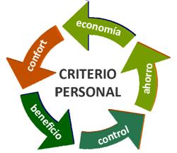 criterio personal